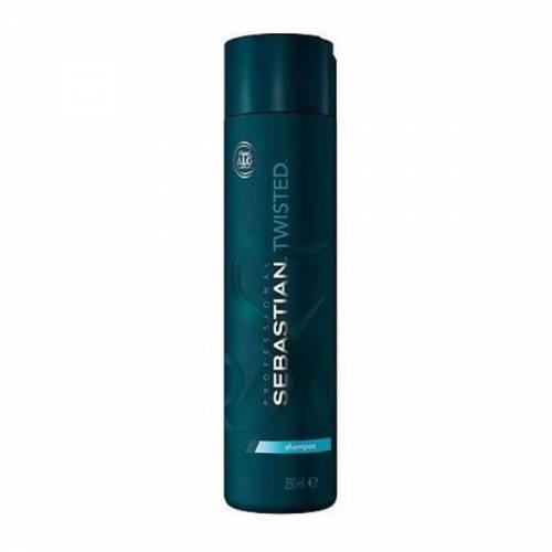 Sampon pentru par cret Sebastian Professional Twisted Elastic Cleanser Curl Shampoo - 250 ml