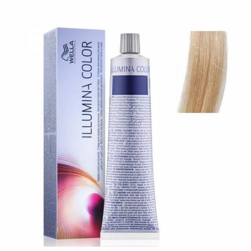 Vopsea Permanenta - Wella Professionals Illumina Color Nuanta 9/ blond luminos